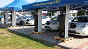 Installed charging stations DBT CEV - QC